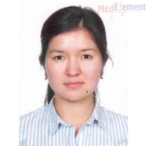 Нурмағамбетова Дана Бақтыбекқызы