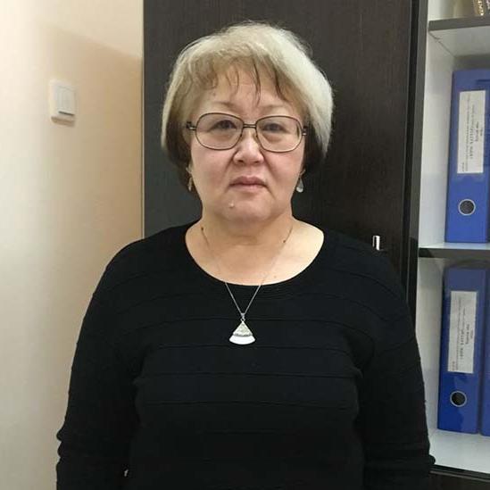 Джаймагамбетова Галия Джетисовна