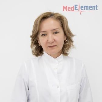 Есимкулова Камшат Султангазиевна