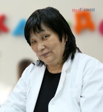 Касымжанова Халича Вангаровна