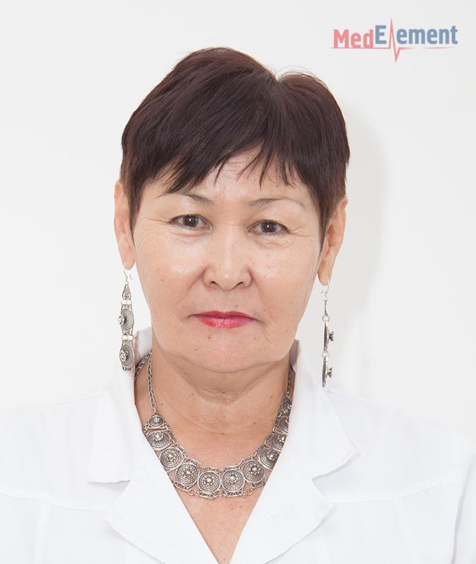 Мустафаева Кульжан Сагынгалиевна