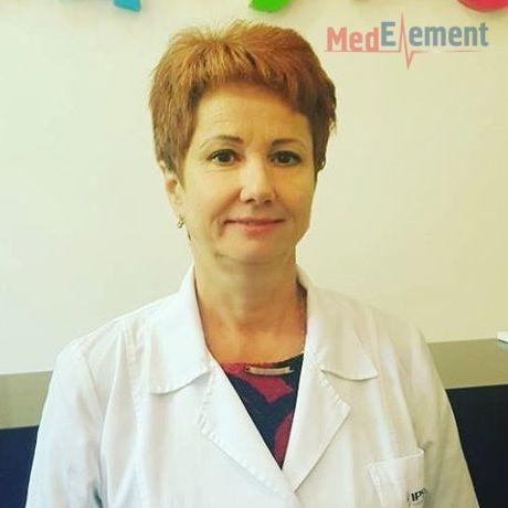 Блохина Людмила Юрьевна