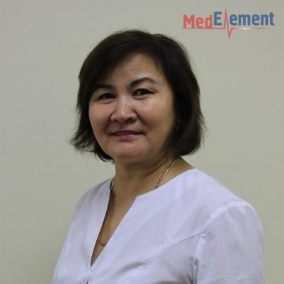 Жумабаева Гульмира Социаловна