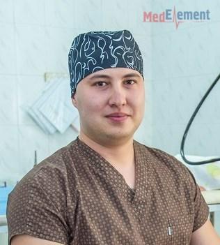 Жакашов Нурмухамед Мусабекович