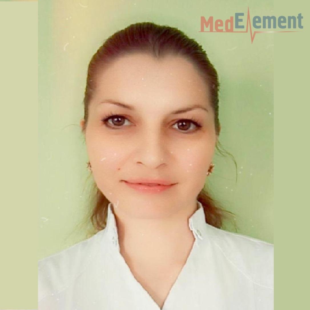 Родионова Анастасия Владимировна