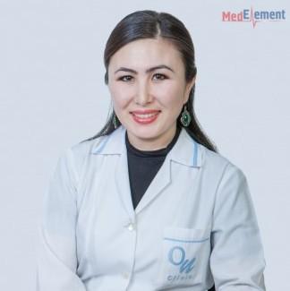 Карбаева Маржан Кизатовна