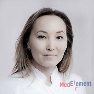 Аубакирова Жанна Акылбаевна