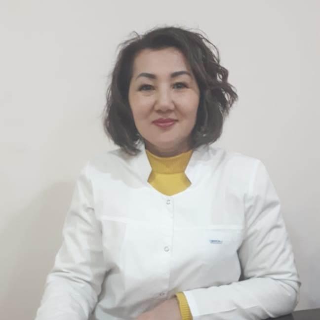 Ахилбекова Жамиля Жумабаевна