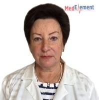 Клебанова Анна Яковлевна