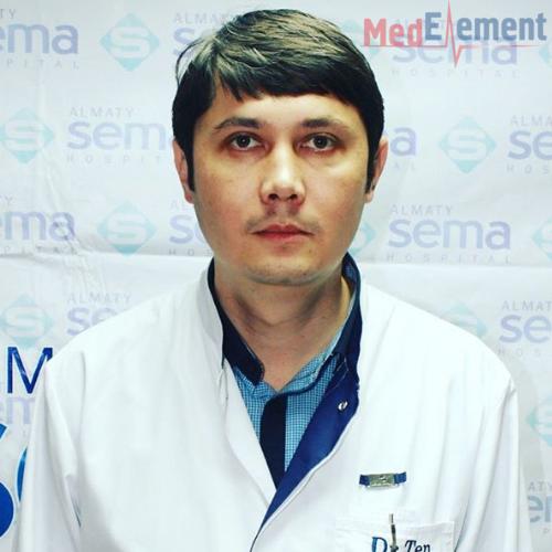 Тен Николай Сергеевич