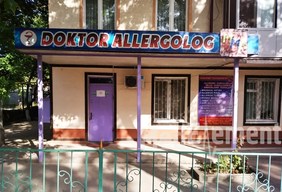 "Klinika ""DOKTOR ALLERGOLOG"""