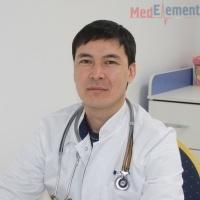 Айгараев Омаргали Турсынбаевич
