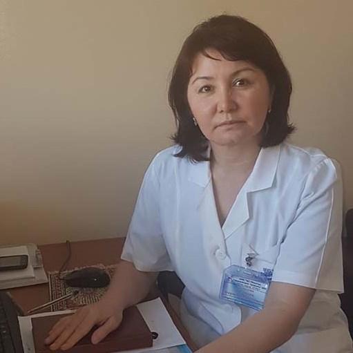 Сапиева Гульнар Бермагамбетовна