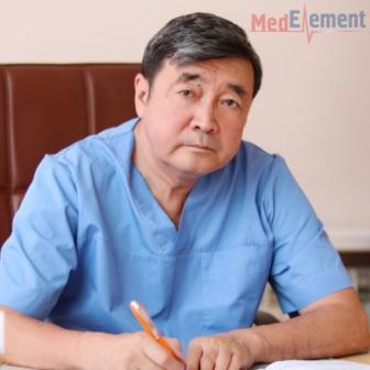 Нухаев Тохтар Елтаевич