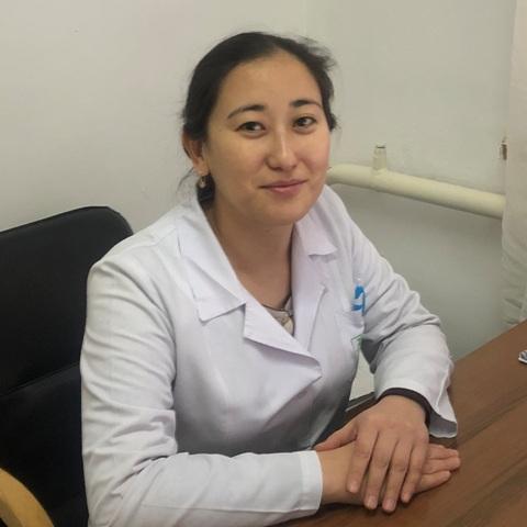 Ускенбаева Жансая Сагинтаевна