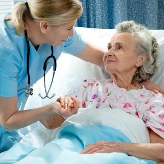 Уход за пожилыми и тяжелобольными людьми