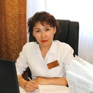 Джузенова Асель Асемхановна
