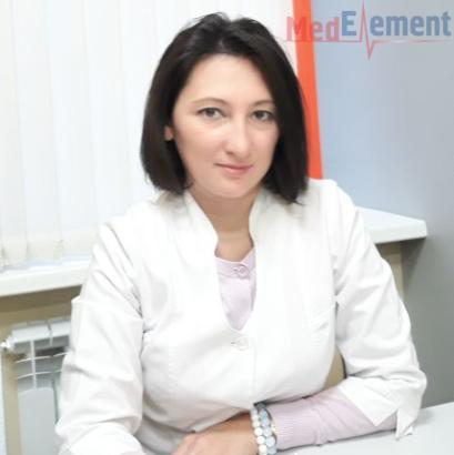 Исаева Эльмира Бахрамовна