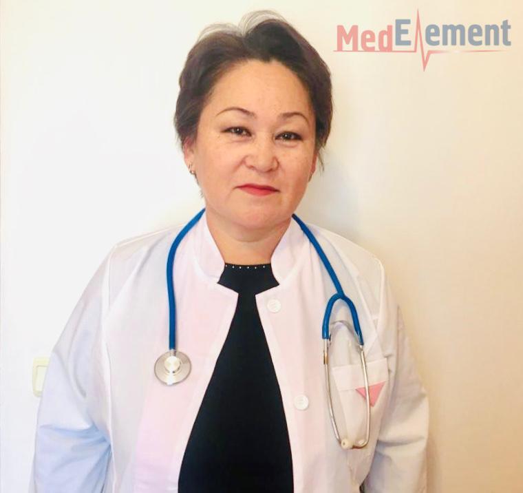 Тынышбаева Раушан Шонаевна