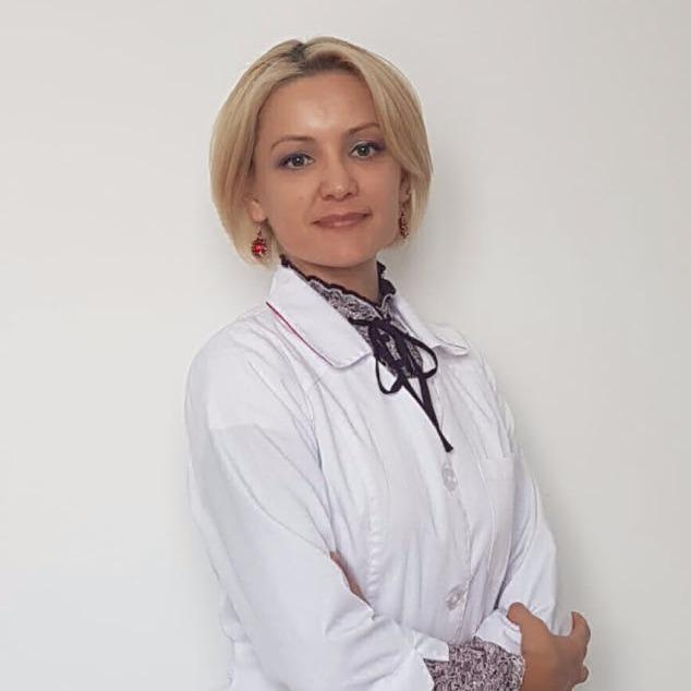 Кузина Любовь Алексеевна