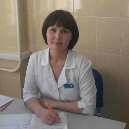 Прназарова Динара Ораковна