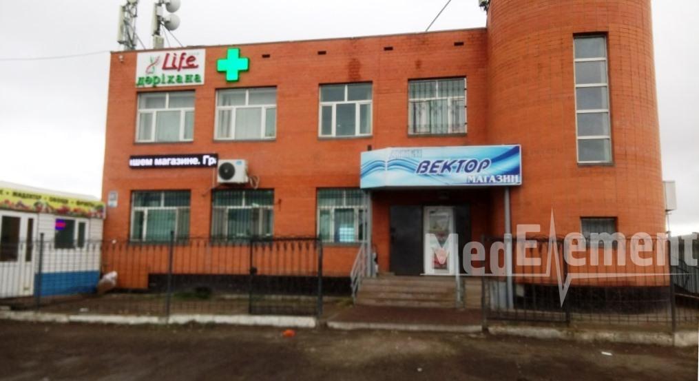 Аптека в мкр Сарыарка 34