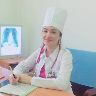 Байбатчаева Жулдыз Қайратовна