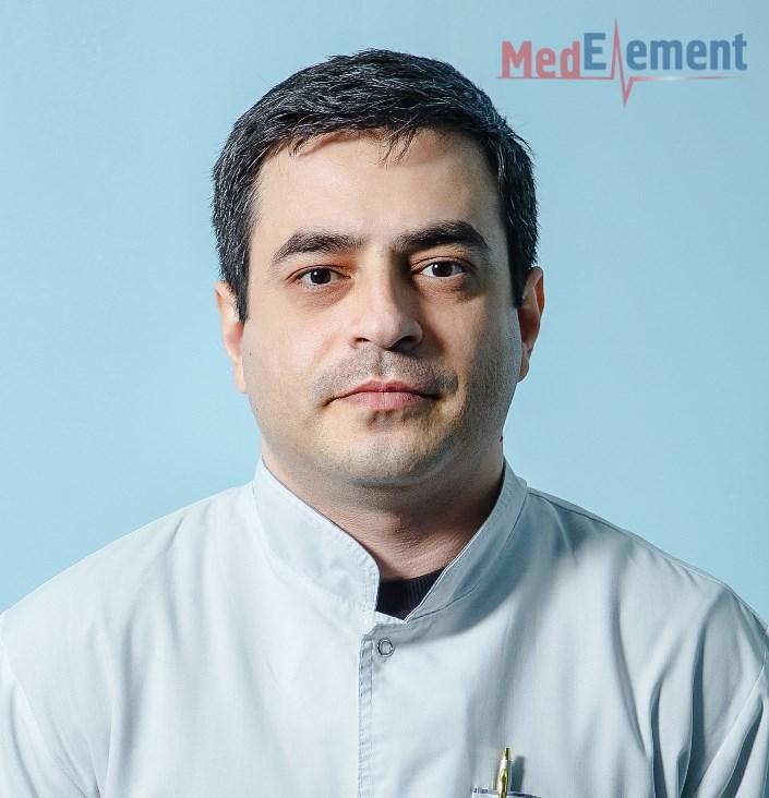 Гасанов Муслим Исмаилович