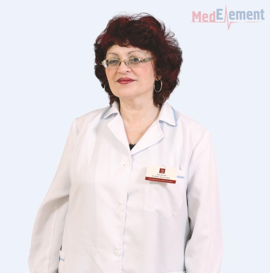 Кузьмина Галина Васильевна