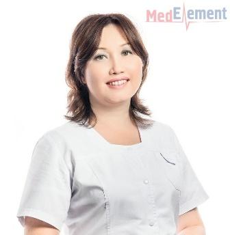 Еспаева Алия Курмангалиевна