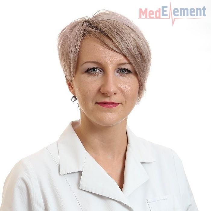 Боярова Оксана Юрьевна