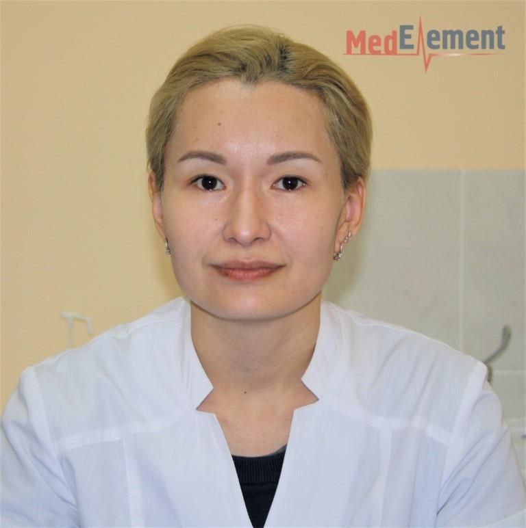 Кусаинова Алия Нуржановна