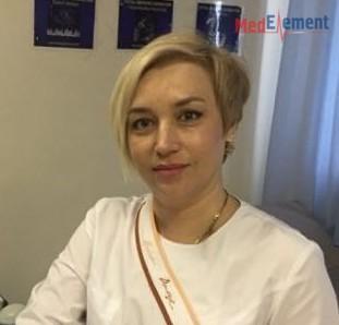 Белогривцева Елена Владимировна