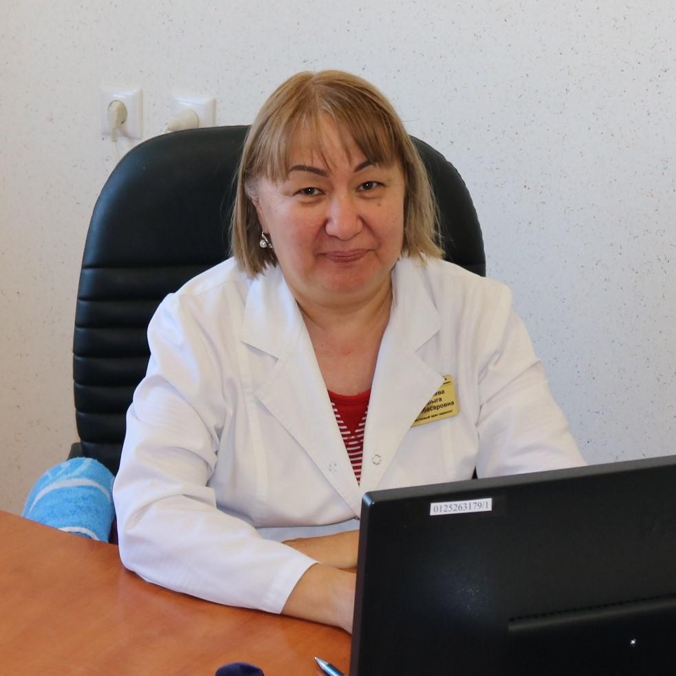 Булекбаева Каршыга Орынбасаровна