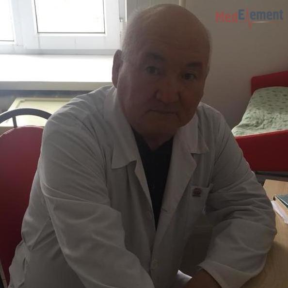 Абиесов Амангельды Ульгасирович