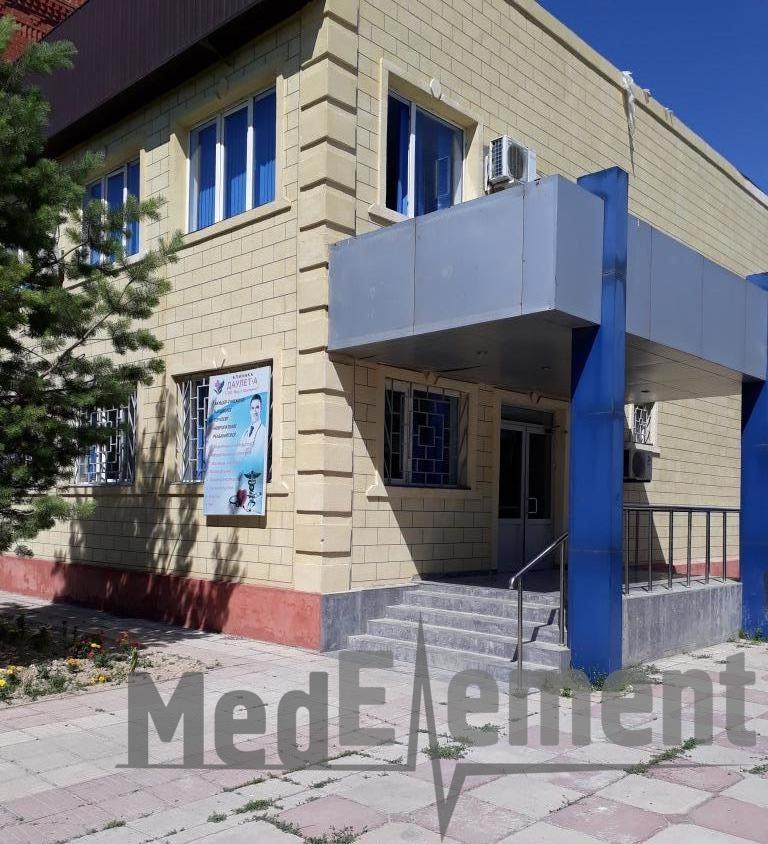 """""""ДАУЛЕТ А"""" клиникасы"""