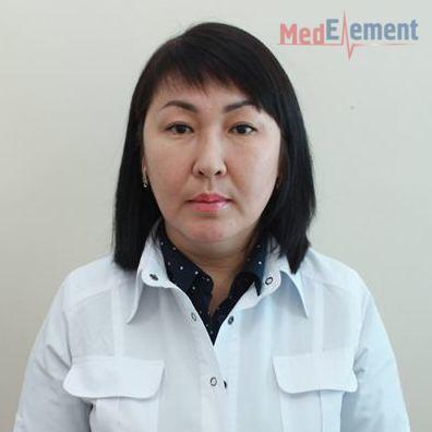Орсалиева Несибели Жунусовна