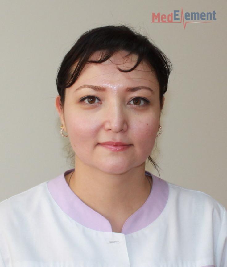 Кариева Гульнара Саитаслановна