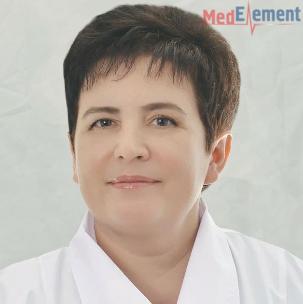 Салехова Мария Петровна