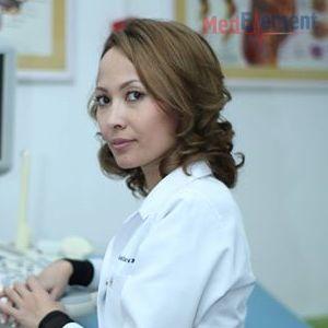 Мустафаева Аэлита Садуакасовна