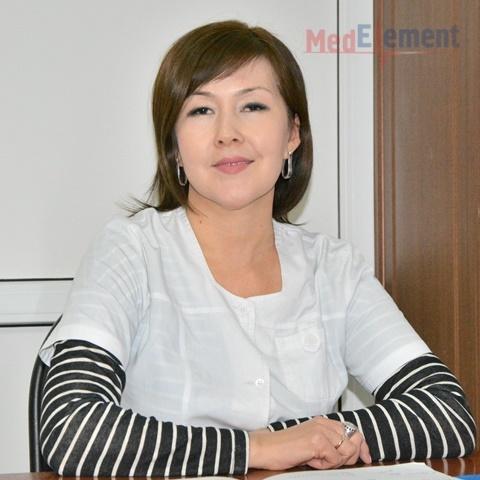 Тилекова Кенжегуль Жанабаевна