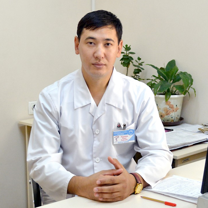 Абдраимов Ержан Бахитович