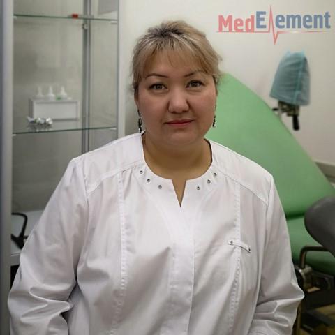 Жиеналина Гульзира Сатхановна