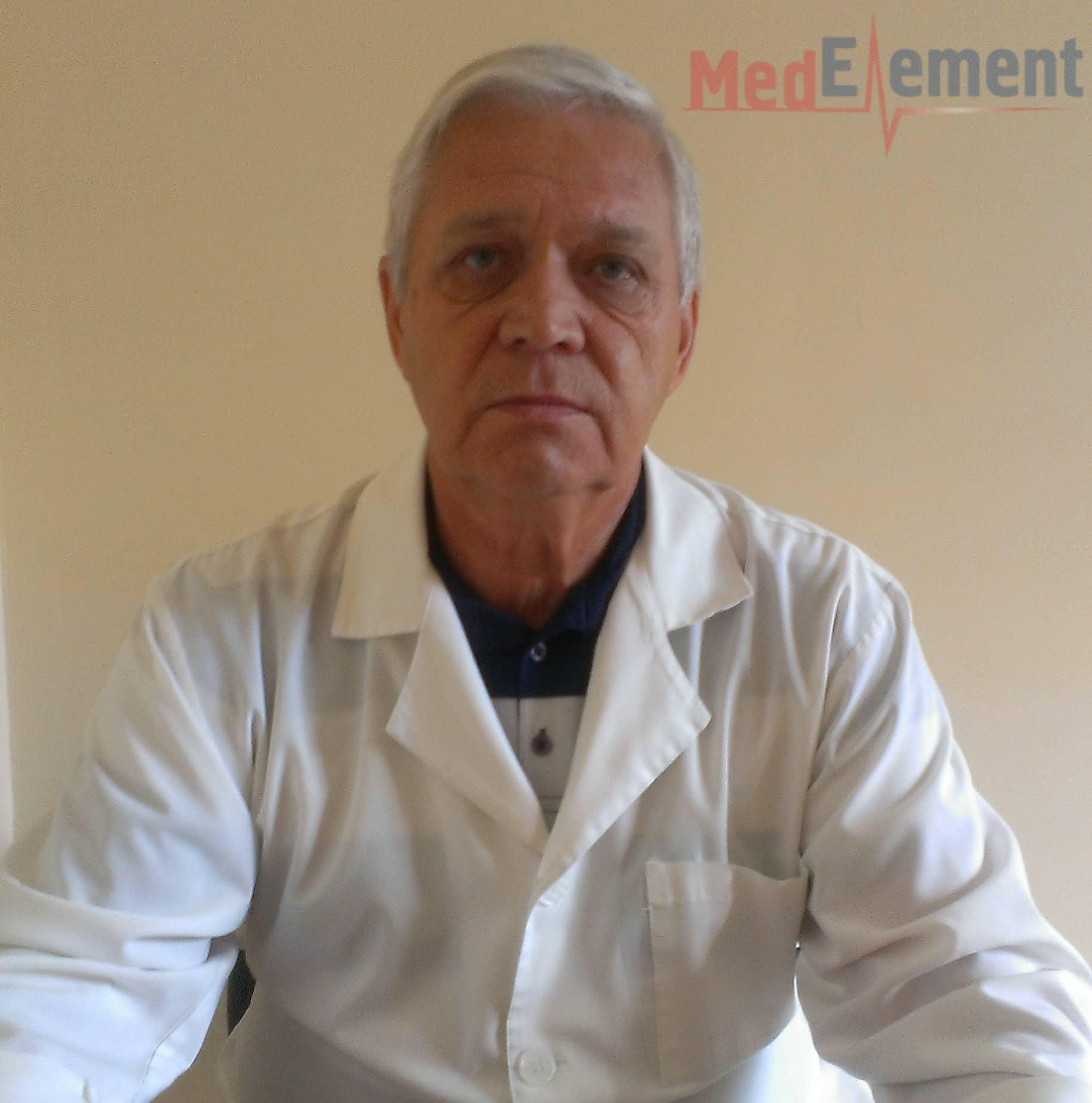 Пульмонолог, хирург - Фирсов Владимир Иванович