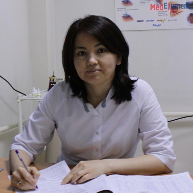 Умбеталиева Сауле Ерболатовна