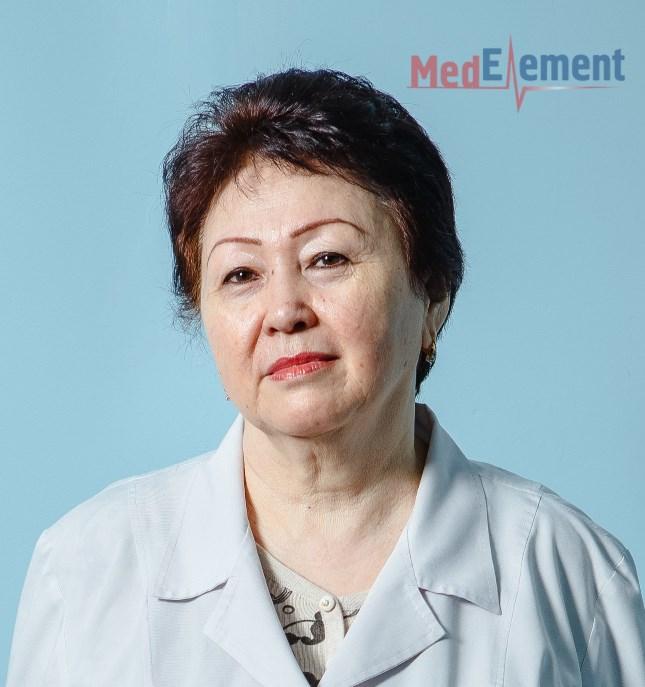 Балбаева Айымбуби Сергазиевна