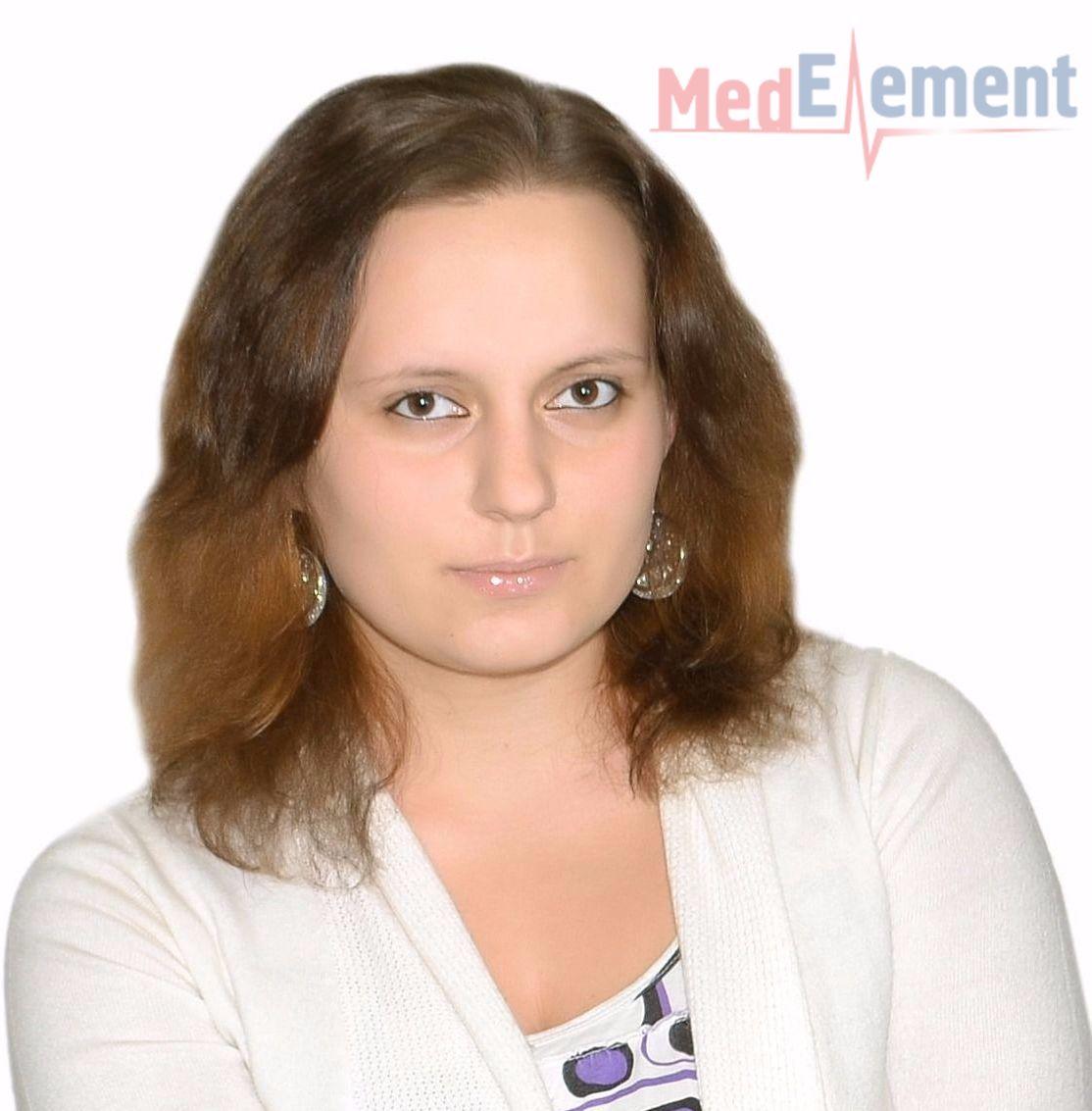 Березняк Ксения Сергеевна