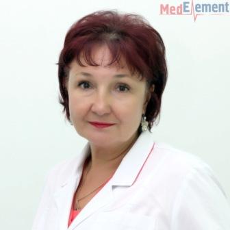 Пукалова Ирина Михайловна
