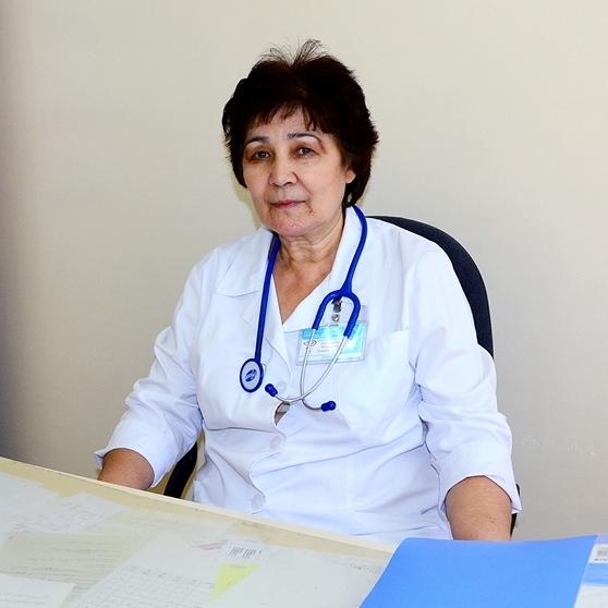 Эргешова Махбуза Талибаевна