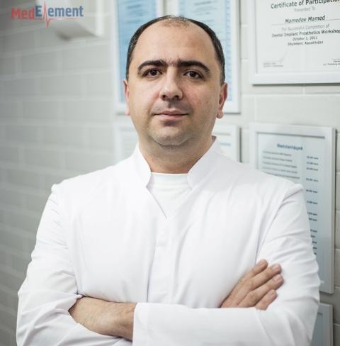 Мамедов Мамед Рамазанович